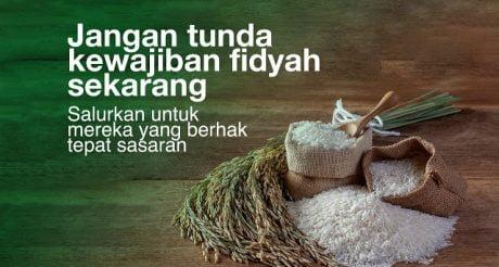 Tunaikan Fidyah, Sebelum Ramadhan